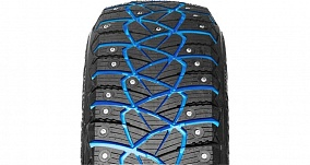 Goodyear Ultra Grip 600 195*65*15  шип 95Т