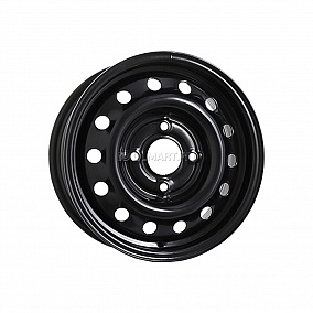 Mefro Wheels  6x15 4x108 D63,3 ET47,5 Black
