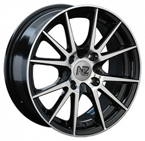 NZ Wheels SH592 6x14 4x100 D73.1 ET40 BKF