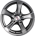 NZ Wheels SH644 6x14 4x98 D58.6 ET35 GMF