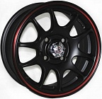 NZ Wheels SH524 6x15 4x98 D58.6  ET35 MBRS